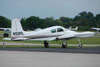 N59RL @ GIF - 1959 Cessna 310C, c/n: 35946
