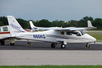 N66KG @ GIF - Costruzioni Aeronautiche Tecna P2006T, c/n: 006