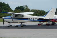 N7830T @ GIF - 1960 Cessna 172A, c/n: 47430