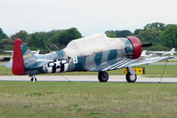 N826G @ GIF - 1952 North American AT-6G, c/n: SA 075 with Tail Code 440075