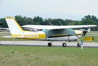 N7555V @ GIF - 1976 Cessna 177RG, c/n: 177RG0851