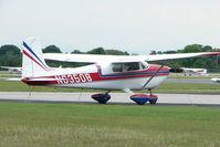 N6350B @ GIF - 1957 Cessna 182A, c/n: 34250
