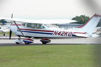 N42KC @ GIF - 1968 Cessna 182L, c/n: 18259044