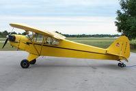 N6487H @ GIF - 1946 Piper J3C-65, c/n: 19668