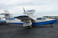 N724ST @ GIF - 1985 Aerofab Inc LAKE LA-250, c/n: 28