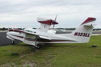 N323LL @ GIF - 1984 Aerofab Inc LAKE LA-4-250, c/n: 7