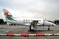 PH-KJG @ EHRD - BAe Jetstream 3108 [690] Tulip Air Rotterdam~PH 10/09/2003