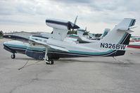N326BW @ GIF - 1990 Aerofab Inc LAKE 250, c/n: 109