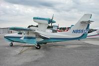 N8551Z @ GIF - Aerofab Inc LAKE 250, c/n: 130