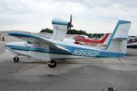 N959DF @ GIF - 1980 Consolidated Aeronautics Inc. LAKE LA-4-200, c/n: 1040