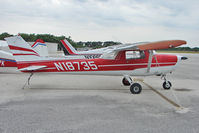 N18735 @ GIF - 1972 Cessna 150L, c/n: 15074073