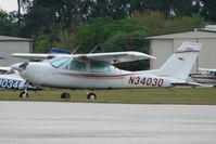 N34030 @ GIF - 1976 Cessna 177RG, c/n: 177RG0953