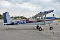 N5722B @ GIF - 1956 Cessna 182, c/n: 33722