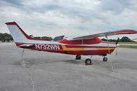 N732WN @ GIF - 1977 Cessna T210M, c/n: 21061834
