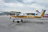 N7158F @ GIF - 1966 Cessna 150F, c/n: 15063758