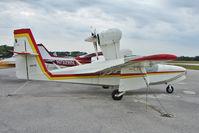 N514B @ GIF - Consolidated Aeronautics Inc. LAKE LA-4-200, c/n: 1014