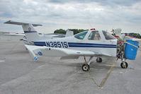 N3851S @ GIF - 1981 Beech 77 Skipper , c/n: WA-239