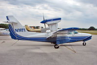 N1971 @ GIF - Lake Aircraft Inc LA250, c/n: 2