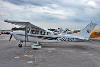 C-GZMP @ GIF - 1999 Cessna T206H, c/n: T20608129 - by Terry Fletcher
