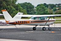 N6490L @ GIF - Cessna 152, c/n: 15284417