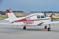 N18907 @ AVO - 1977 Beech B19, c/n: MB-860