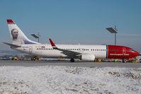 LN-NOO @ LOWS - Norwegian Boeing 737-800