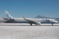 G-FBEH @ LOWS - Fly Be Embraer 190