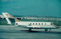 5A-DAG @ LMML - DA20 5A-DAG Libyan Arab Airlines - by raymond