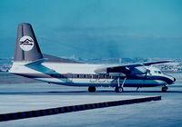 5A-DBO @ LMML - F27 5A-DBO Libyan Arab Airlines - by raymond