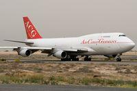 D-ACGB @ OMSJ - 1992 Boeing 747-409SF, c/n: 24312 - by Roland Bergmann-Spotterteam Graz