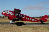 VH-UXG @ YECH - YECH AAAA National fly in 2011