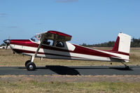 VH-WOW @ YECH - YECH AAAA National fly in 2011