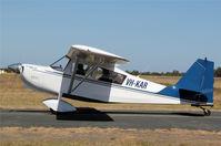 VH-KAR @ YECH - YECH AAAA National fly in 2011