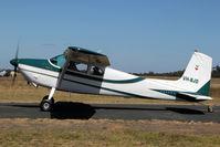 VH-BJD @ YECH - YECH AAAA National fly in 2011