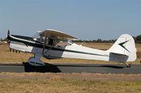 VH-SAH @ YECH - YECH AAAA National fly in 2011
