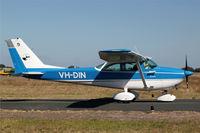 VH-DIN @ YECH - YECH AAAA National fly in 2011