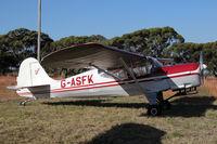 G-ASFK @ YECH - YECH AAAA National fly in 2011