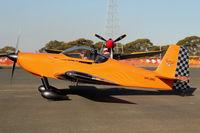 VH-JWC @ YECH - YECH AAAA National fly in 2011