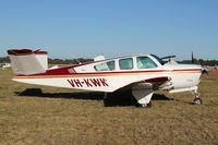 VH-KWK @ YECH - YECH AAAA National fly in 2011