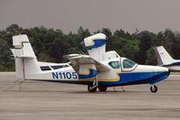 N1105L @ BOW - 1975 Consolidated Aeronautics Inc. LAKE LA-4, c/n: 696 - by Terry Fletcher