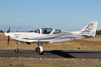 VH-DNJ @ YECH - YECH AAAA National fly in 2011