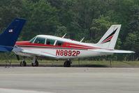 N8892P @ BOW - 1965 Piper PA-24-260, c/n: 24-4345
