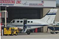 N47RL @ BOW - 1981 Cessna 421C, c/n: 421C1054