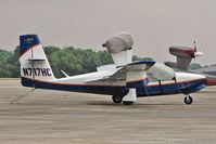 N717HC @ BOW - 1981 Consolidated Aeronautics Inc. LAKE LA-4-200, c/n: 1059