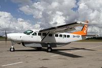 5H-YEP @ HTDA - Nice Fly540 Caravan - by Duncan Kirk
