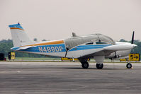 N488DP @ BOW - 1974 Beech A36, c/n: E-522