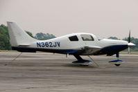 N362JV @ BOW - 2006 Columbia Aircraft Mfg LC41-550FG, c/n: 41693