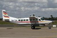 5H-ZAI @ HTDA - Zantas Caravan arriving at Dar Es Salaam - by Duncan Kirk