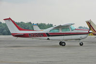 N210BN @ BOW - 1974 Cessna 210L, c/n: 21060526
