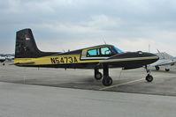 N5473A @ BOW - 1958 Cessna 310B, c/n: 35673